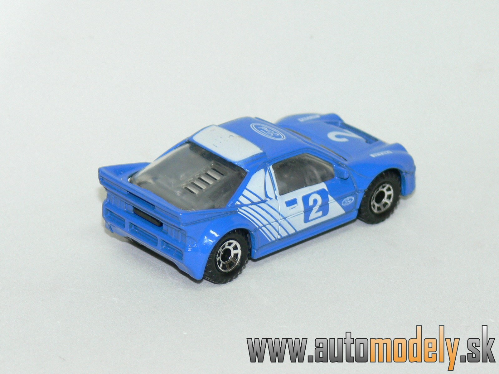 Matchbox - Ford RS 200 No.2