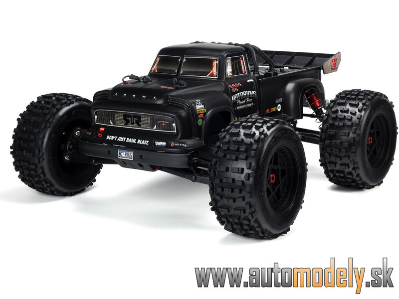 Arrma  -  Notorious 6S BLX  4WD RTR - 1:8