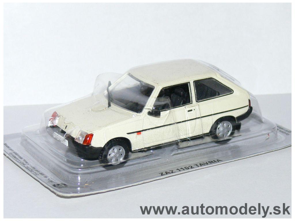 ZAZ sas Lada 1102 Tavria 1987 1997 crema blanco Ixo Altaya precio especial 1:43