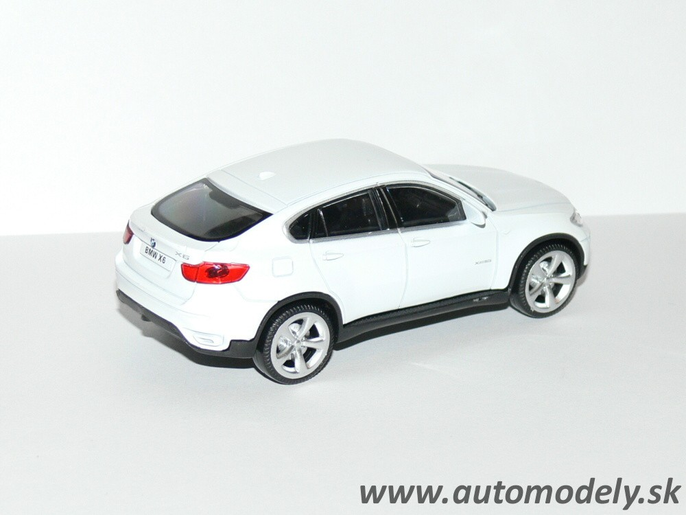 RaStar - BMW X6 ( white ) - 1:43