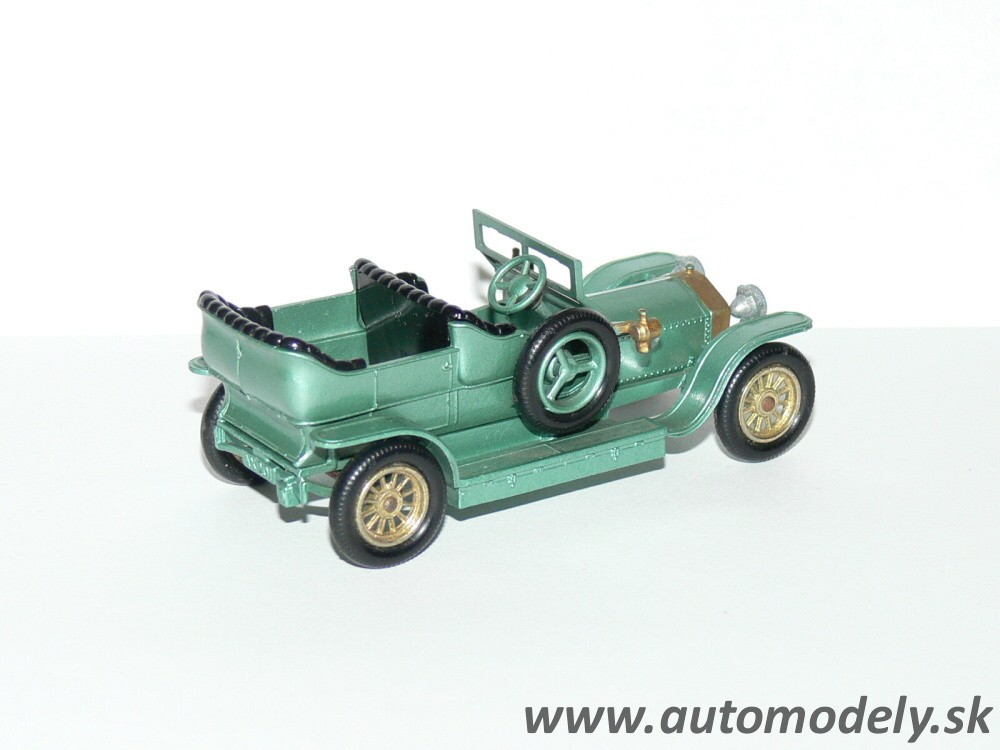 Matchbox Yesteryear No.15 - 1907 Royce Rolls Silver Ghost