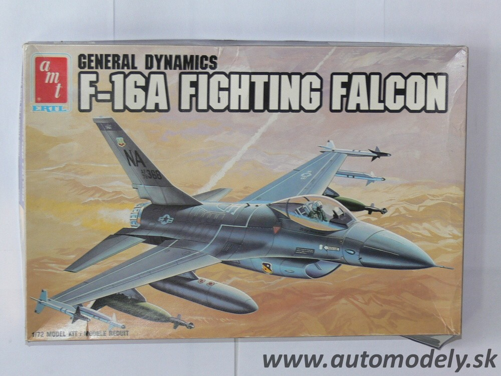 Ertl - F-16A Fighting Falcon - 1:72