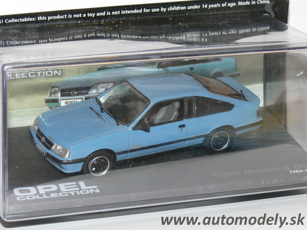OPEL Monza A GSE ( 1983-1986 ) 1:43