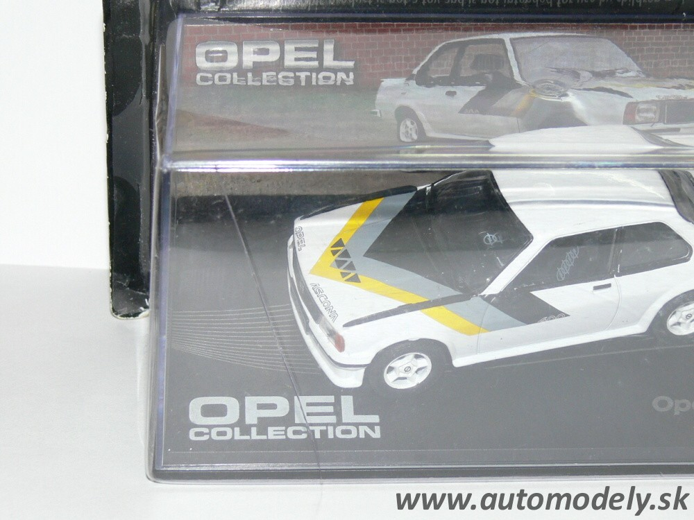 Opel Ascona B 400 ( 1979-1981 ) 1:43 Opel Collection