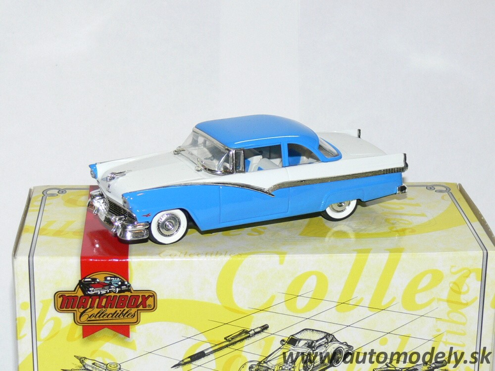 Matchbox Dinky DYG12 - 1956 Ford Fairlane
