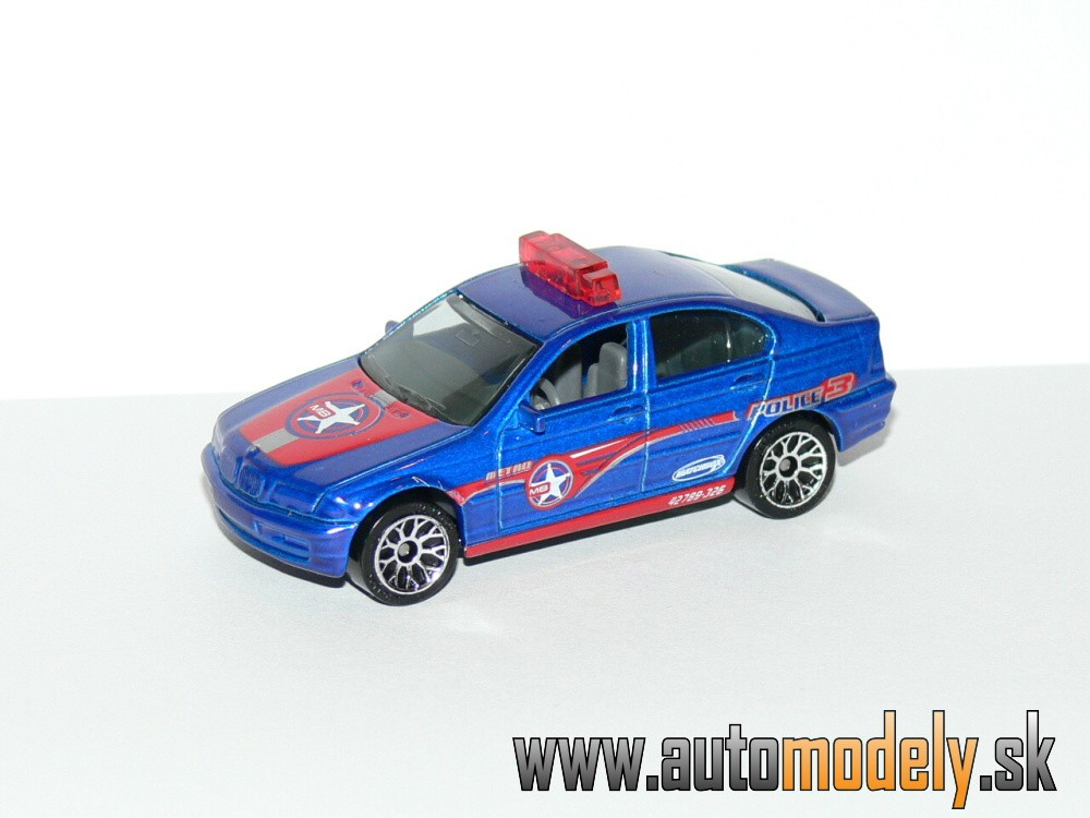 Matchbox - BMW 328i POLICE - 1:59