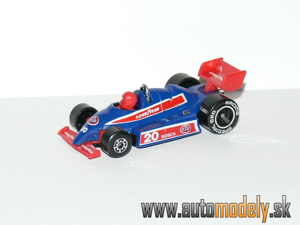 Matchbox - F1 Racer No.20 STP - 1:55