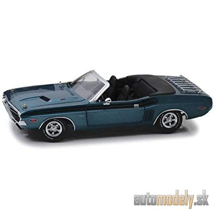 GreenLight - 1971 Dodge Challenger R/T - 1:18