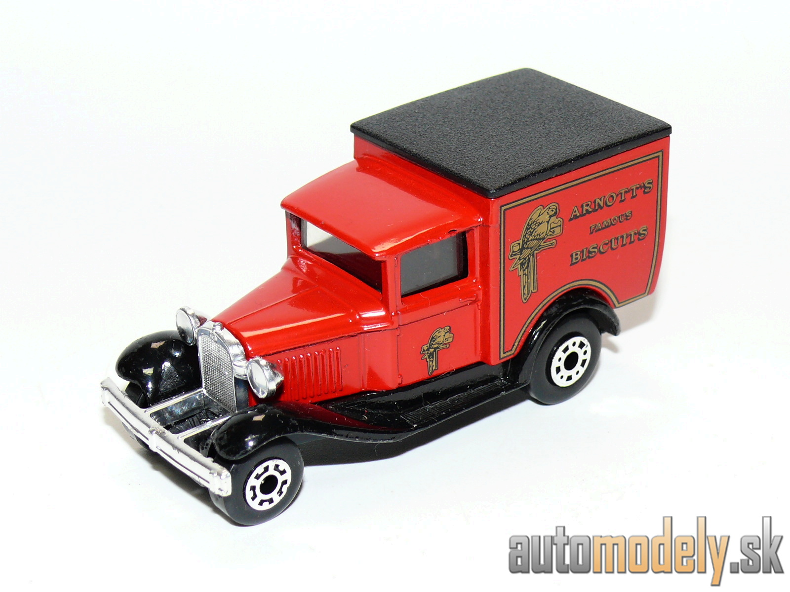 "Matchbox - Model A Ford ""Arnott's Biscuits"""