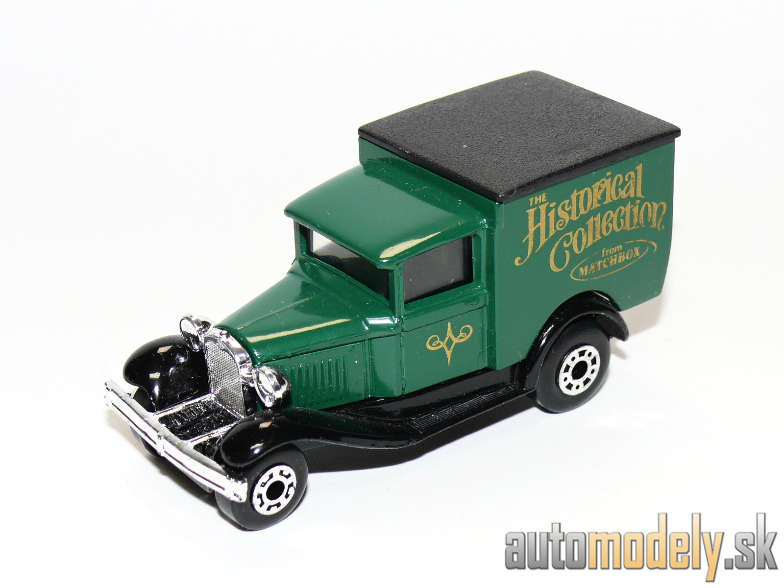 "Matchbox - Model A Ford ""The Historical Collection from Matchbox Powerhouse"""
