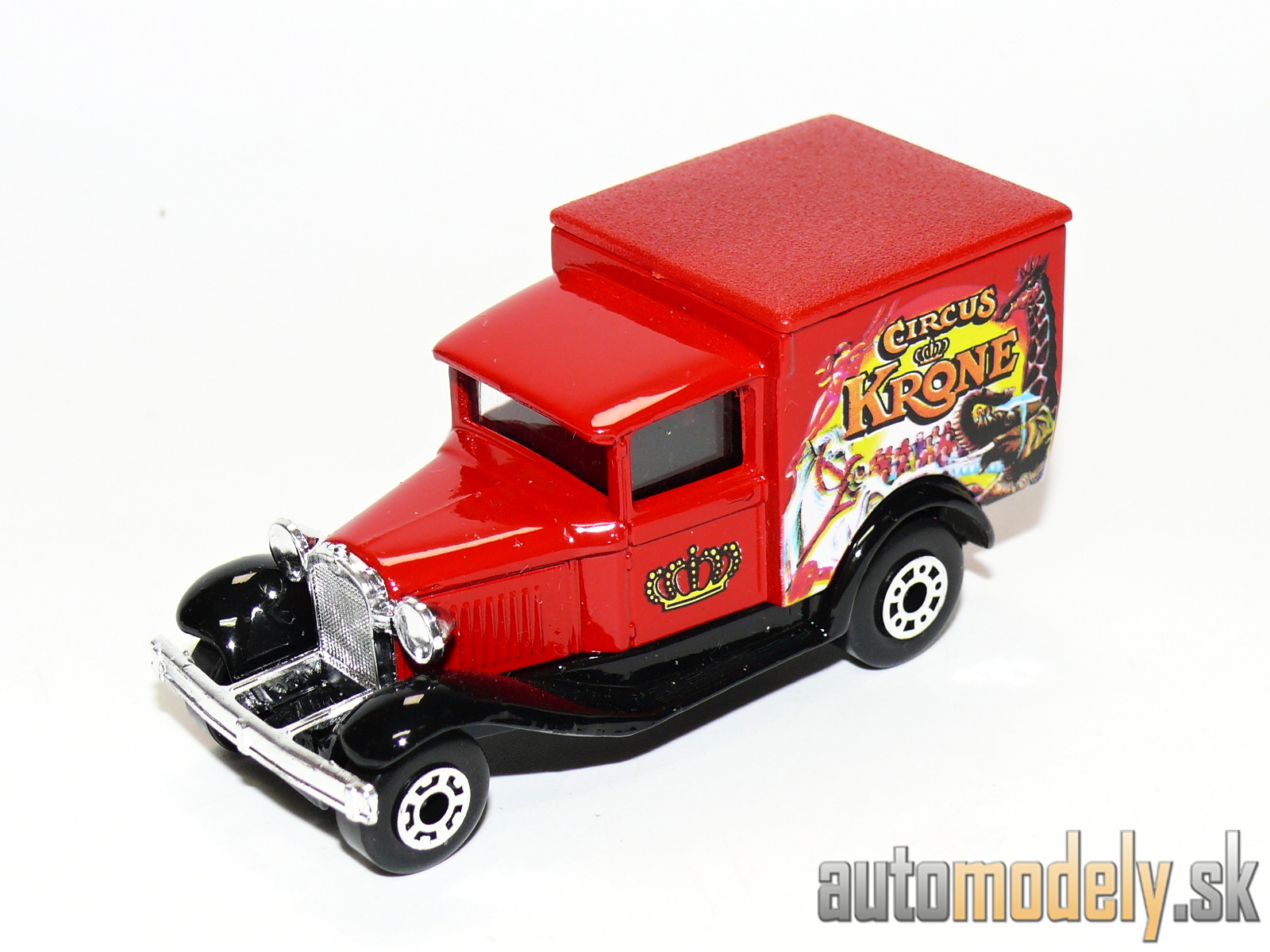 "Matchbox - Model A Ford ""Circus Krone"""