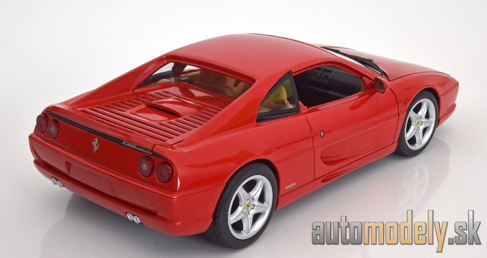 Hot Wheels - Ferrari F355 Berlinetta 1995 - 1:18