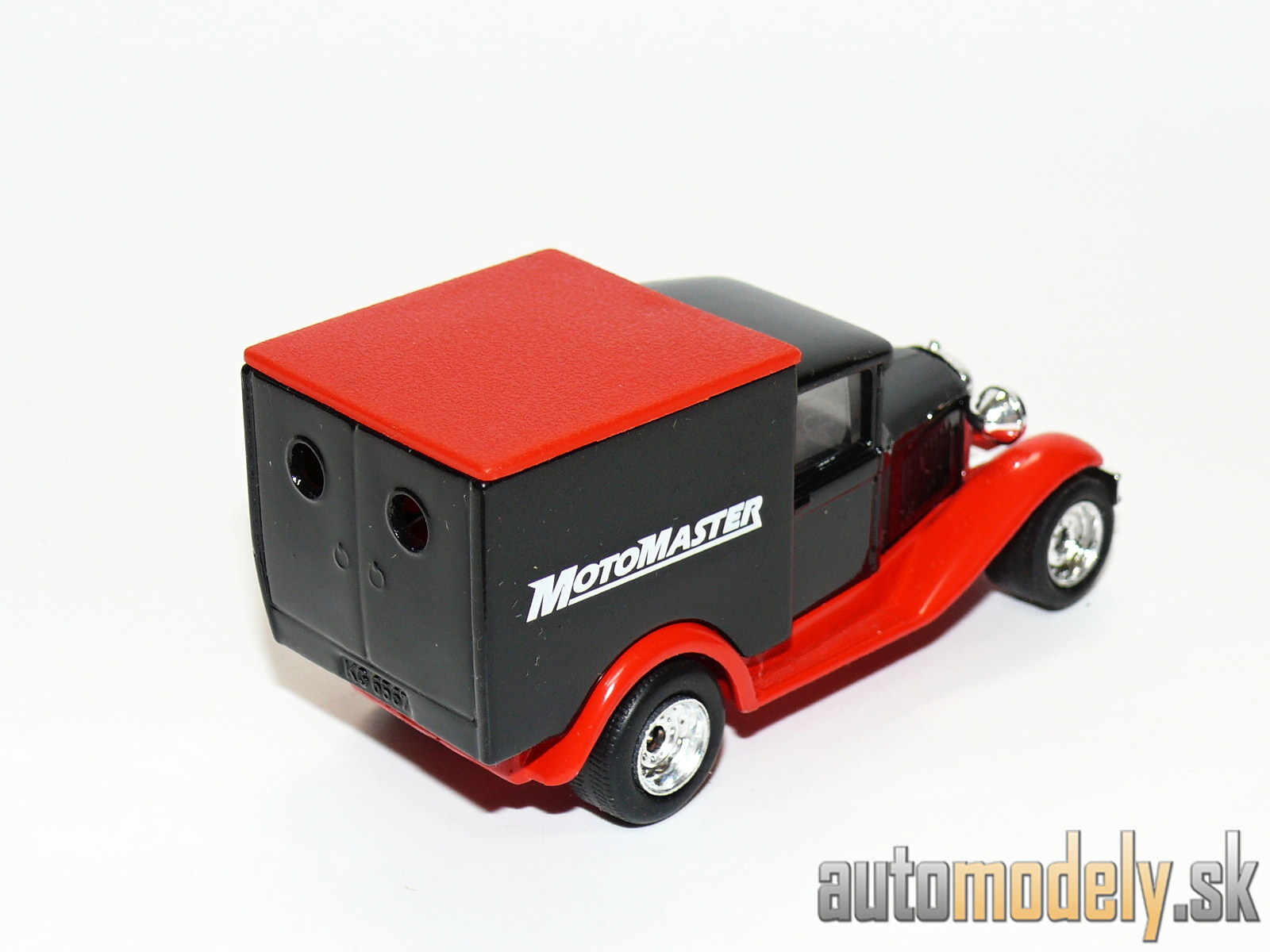 "Matchbox - Model A Ford ""MotoMaster"""