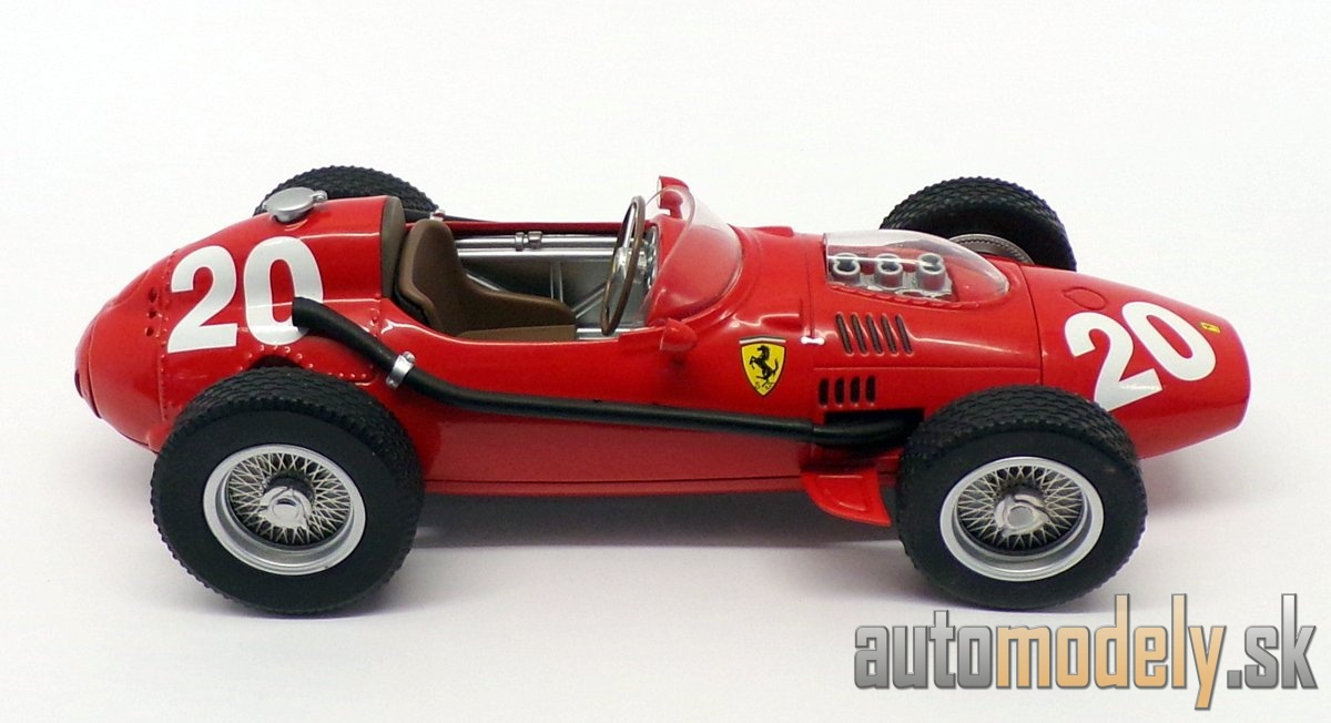 CMR - Ferrari F1 Dino 246 N 20 3rd Argentina GP Mike Hawthorn 1958 World Champion - 1:18