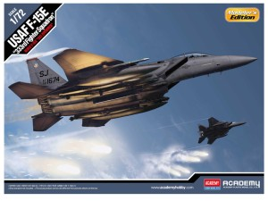 Academy McDonnell F-15E USAF 333. Squadron (1:72)