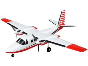 E-flite Aero Commander 0.7m AS3X BNF Basic