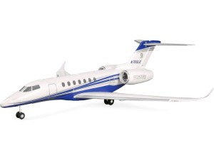 E-flite Cessna Citation 0.6m SAFE Select BNF Basic