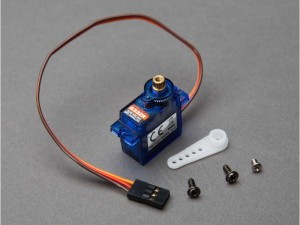 Spektrum servo A332R 9g MG revers