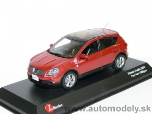 "J-Collection - Nissan Dualis 2007 ""QASHQAI"" Fire Iron - 1:43"