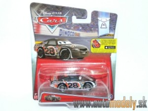 Cars 2 - Aiken Axler No.28 - 1:55 Disney Pixar