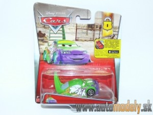Cars 2 - Wingo Spoilo - 1:55 Disney Pixar