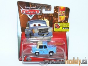 Cars 2 - Otis - 1:55 Disney Pixar