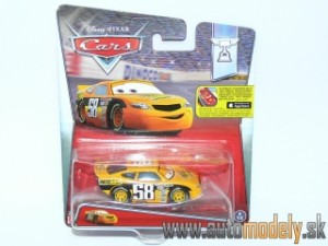 Cars 2 - Billy Oilchanger - 1:55 Disney Pixar