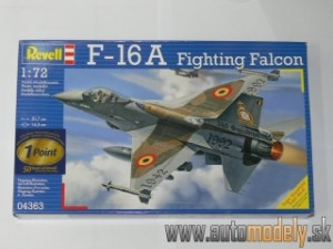 Revell 04363 - F-16A Fighting Falcon - 1:72