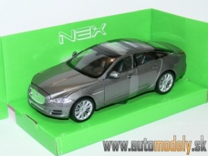 Welly - Jaguar 2010 XJ - 1:24