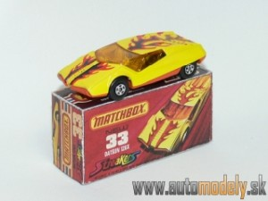 Matchbox Superfast No.33 - Datsun 126X