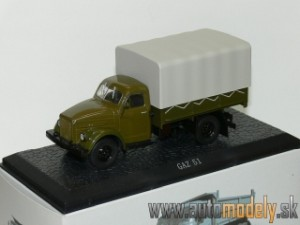 GAZ 51 - 1:43 Atlas Collection