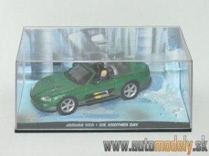 "James Bond 007 - Jaguar XKR "" Die Another Day "" - 1:43"