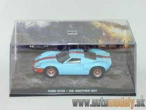 "James Bond 007 - Ford GT40 ""  Die Another Day "" - 1:43"