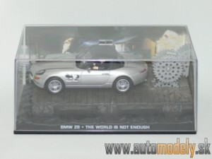 "James Bond 007 - BMW Z8 ""The World Is Not Enough"" - 1:43"