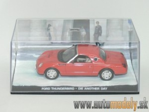 "James Bond 007 - Ford Thunderbird "" Die Another Day "" - 1:43"