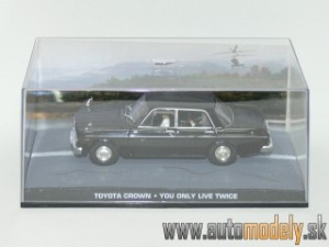 "James Bond 007 - Toyota Crown ""You Only Live Twice"" - 1:43"