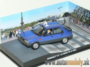"James Bond 007 - Renault 11 "" A View To a Kill "" - 1:43"