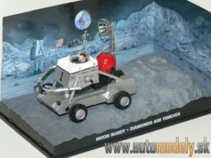James Bond 007 - Moon Buggy - Diamonds Are Forever - 1:43