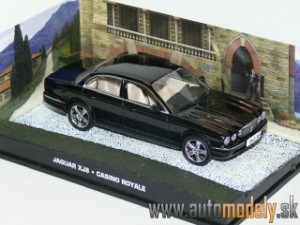 James Bond 007 - Jaguar XJ8 - Casino Royal - 1:43