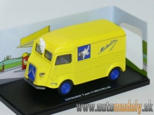 Citroen Type H Michelin - 1:43