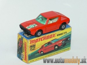 Matchbox Superfast No.62 - Renault 17 TL