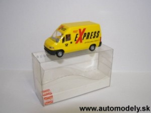 Busch - Fiat Ducato - Post Express - 1:87