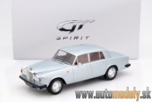 GT Spirit - Bentley T2 1977 Silver - 1:18