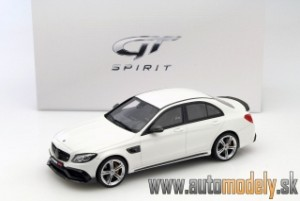 GT Spirit - Brabus  650 White 2015 (Mercedes-Benz) - 1:18