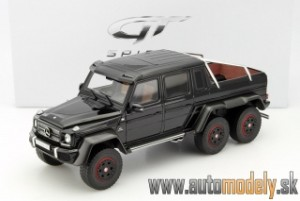 GT Spirit - Mercedes-Benz G63  AMG 6x6 2014 Black - 1:18