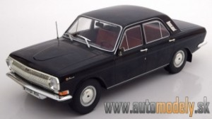 Model Car - Volga GAZ M24 Black - 1:18