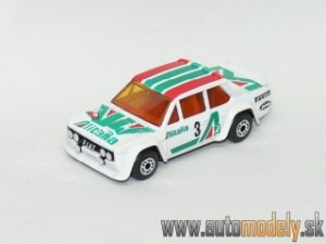 Matchbox - Fiat Abarth No.3 - 1:53