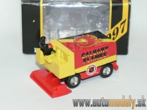 Matchbox - Zamboni Team Collectible - Calgary Flames - White Rose Collectibles