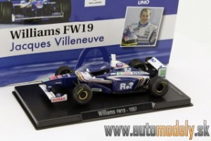 Altaya - Williams Renault FW19 - J. Villeneuve 1997 World Champion - 1:43