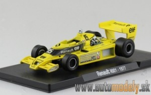 Altaya - Renault RS01 - Jean-Pierre Jabouille 1977 - 1:43